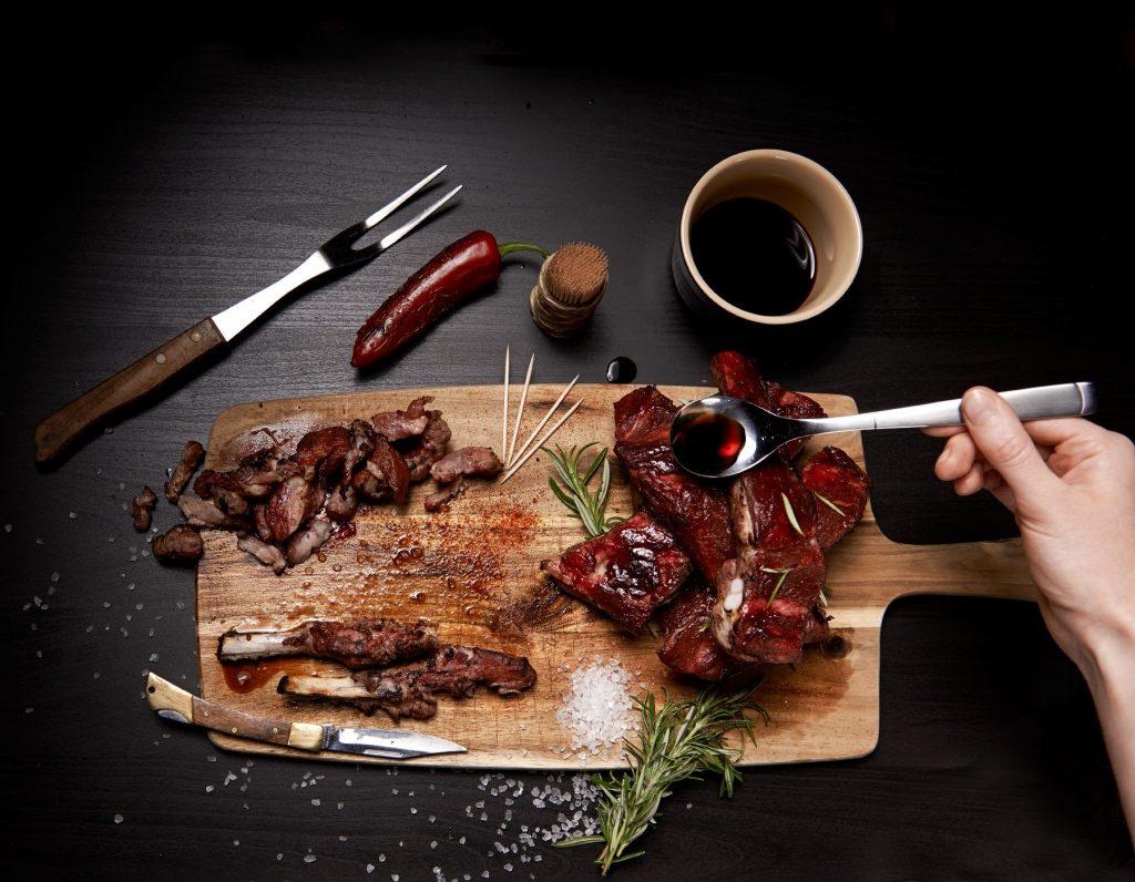 cách chụp hình món ăn